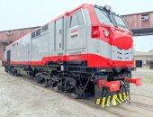 وصول الدفعة الـ6 والأخيرة من جرارات السكة الحديد الجديدة بداية العام المقبل