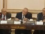 الخشت: تحولنا للامركزية بجامعة القاهرة بنسبة 60% ونرفض أى تدخل حزبى بالجامعة