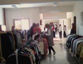 معرض خيرى للملابس بجامعة أسوان بأقل الأسعار.. اعرف التفاصيل