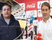 فيديو..الدكش يكشف كيف أنقذ حسام البدرى سيد عبدالحفيظ من الطرد فى لقاء المقاصه