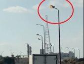 سكان شارع عدلى المليجى بالمقطم يشكون من عدم إنارة الطرق