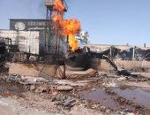 مصرع 23 شخصا وإصابة 130 اخرين جراء حريق بمصنع فى السودان