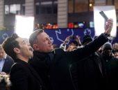 """رامى مالك و دانييل كريج يروجان لـ فيلم """"جيمس بوند"""" الجديد فى نيويورك"""