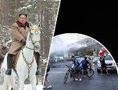 العالم هذا الصباح.. دخول احتجاجات تشيلى اليوم الـ46 على التوالى.. زيارة زعيم كوريا الشمالية لمواقع المعارك بجبل بايكتو.. وافتتاح سوق عيد الميلاد فى حديقة هايد بارك بلندن.. صور