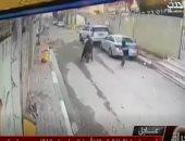 شاهد.. محاولة اغتيال الناشط المدنى ذو الفقار حبيب فى البصرة