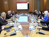 اجتماع بوزارة الإنتاج الحربى لدعم التصنيع المحلى تنفيذا لتكليف الرئيس