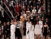 """عرض أزياء """"شانيل"""" فى العاصمة الفرنسية باريس"""