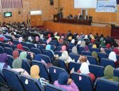 الجرائم الإلكترونية وحروب الجيل الرابع في مؤتمر بحقوق سوهاج