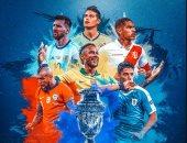 قرعة كوبا أمريكا: الأرجنتين مع تشيلي.. والبرازيل ضد قطر وكولومبيا
