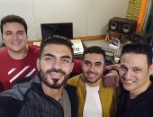 صور.. خالد سليم ينتهى من تسجيل أغنية جديدة بتوقيع ماهر صلاح