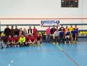 تعرف على النتائج النهائية لدورى الألعاب الجماعية لكليات جامعة كفر الشيخ