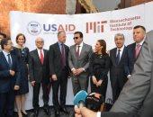 رئيس جامعة عين شمس: إطلاق مركز التميز فى الطاقة خطوة هامة لتعزيز أهداف التنمية