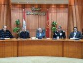 محافظ بورسعيد يشدد على الإرتقاء بمستوى الخدمات المقدمة للمواطنين