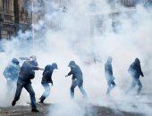 """كاتب صحفى لـ""""إكسترا نيوز"""": النقابات العمالية فى فرنسا أثبتت قدرتها على الحشد"""