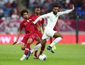 ملخص وأهداف مباراة السعودية ضد قطر فى كأس الخليج العربى