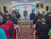 تدشين كنيسة الإيمان الإنجيلية بحضور نائب محافظ الإسكندرية