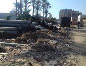 شكوى من عدم الانتهاء من محطة الصرف الصحى بمؤسسة الزكاة بالمرج