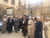 أئمة كردستان العراق فى جوالات سياحية للمزارات الدينية بالقاهرة الكبرى.. صور