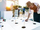 أكثر من 10 آلاف زائر لصرح زايد فى احتفالات اليوم الوطنى الإماراتى الـ48