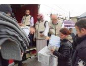 الهلال الأحمر الإماراتى يبدأ عمليات الإغاثة للمتأثرين بزلزال ألبانيا