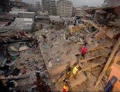 مصرع شخصين فى انهيار مبنى مؤلف من 6 طوابق فى كينيا