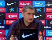 برشلونة ضد الريال.. فالفيردى: نقطة جاءت بمجهود كبير أمام خصم قوى