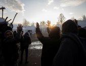 مهاجرون فى البوسنة يرفضون نقلهم بعيدا عن حدود الاتحاد الأوروبى
