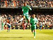 ريال مدريد يصل إلى 1700 فوز فى تاريخ الدوري الإسباني