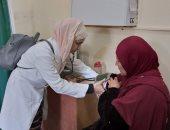 صور.. جامعة بنها تنظم قوافل متكاملة بقرية الأحراز بشبين القناطر