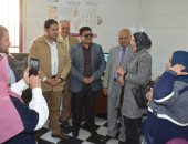 صور.. انطلاق مبادرة دعم صحة المرأة فى 144 وحدة صحية  ببنى سويف