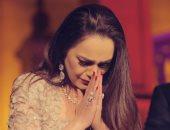 """""""قلبى بيشكركم جميعا """".. رسالة مؤثرة من شريهان لجمهورها فى عيد ميلادها"""