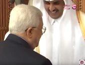 شاهد..مباشر قطر تفضح الأجندة المشبوهة لتميم بن حمد فى فلسطين