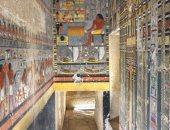 اختيار مقبرة خوى و أقدم المناطق الصناعية وخبيئة العساسيف من أهم 10 اكتشافات أثرية 2019