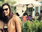 برة الملعب..شيريهان سامح نجمة طائرة الأهلى:هوايتي مشاهدة الأفلام وبحب سعاد حسنى