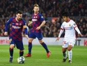 """برشلونة ضد مايوركا.. 4 أهداف رائعة تزين تقدم البارسا فى الشوط الأول """"فيديو"""""""
