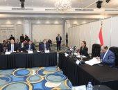 وزيرة الاستثمار  للمحافظين الجدد: نتحرك سريعا لإقامة مناطق حرة واستثمارية