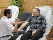 الأزهر يطلق حملة للتبرع بالدم بقطاعاته المختلفة