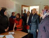 صحة الشرقية: القافلة الطبية بالملاك بأبوحماد توقع الكشف الطبى على 2180 حالة
