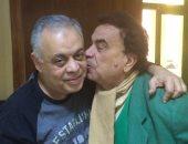 أشرف زكى يلتقى الفنان سيد مصطفى غدًا بمقر نقابة الممثلين