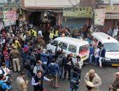 مصرع 43 شخصا فى حريق مصنع بالهند