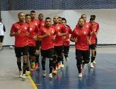 تكريم منتخب الصالات على هامش نهائي كأس مصر الأحد المقبل
