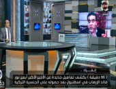 محمد الباز ينشر تسريبا صوتيا لأيمن نور حول شراء فيلا بـ1.3 مليون دولار