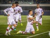 ميلان يحقق فوزا صعبا على بولونيا 3-2 في الدوري الإيطالي.. فيديو
