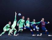 موندو ديبورتيفو: تير شتيجن حارس برشلونة صنع أهدافا أكثر من هازارد