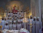 الكنيسة تختم مؤتمر الألحان القبطية بدير مارمينا فى كنج مريوط