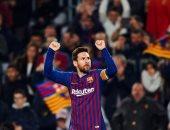 20 رقما قياسيا فى انتظار ميسى مع برشلونة فى 2020