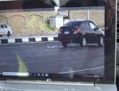 رادار المرور يضبط 1327 سيارة تسير بسرعات جنونية بالطرق العامة