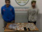 ضبط 38 قضية مخدرات ضمت 40 متهما بحملات تمشيط بمحيط المدارس والجامعات