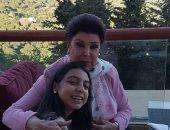 رجاء الجداوي تحتفل بعيد ميلاد حفيدتها روضة: حياة قلبي الصغنونه