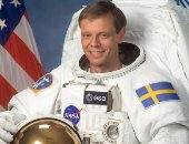 إطلاق أول رائد فضاء سويدى إلى المحطة الدولية.. فى مثل هذا اليوم